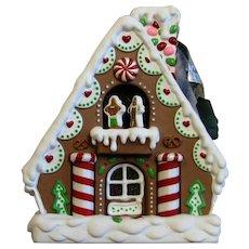 Older Hallmark Musical Christmas Ornament