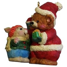 Hallmark 'Mary's Bears' Ornament