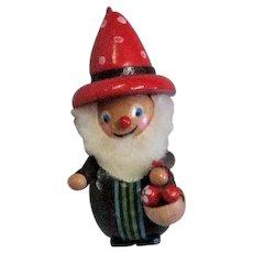Little German Wooden Character Ornament