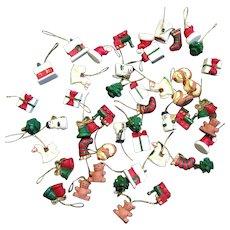 Doll House Miniature Tree Ornaments
