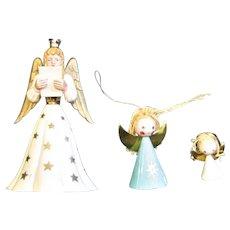 Representing Germany & Japan Three Angels