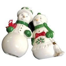 Lennox Salt & Pepper Christmas Shakers