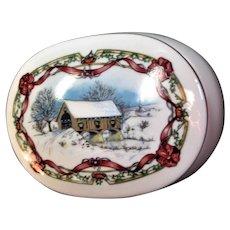 Christmas Themed Music Box