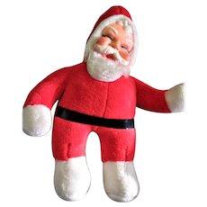 Stuffed Med Century Santa
