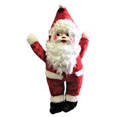 30's-40's Mohair Fur Santa