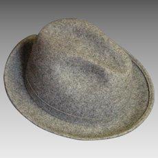 Vintage New Pendleton 100% Wool Fedora