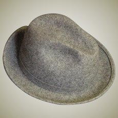 Vintage New Pendleton 100% Wool Fedora