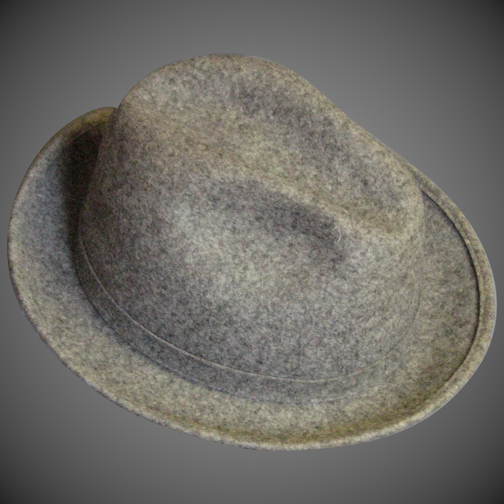e71b7c6851958 Vintage New Pendleton 100% Wool Fedora   MJG Designs