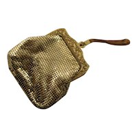 Whiting & Davis Mesh Tiny Date Purse