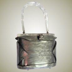 Original Rialto, NY Lucite Box Bag