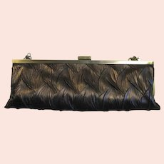 Pretty Jessica McClintock Textured Clutch