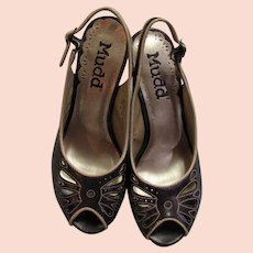 Fun Pair Of Mudd Wedge Heels