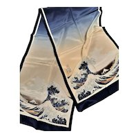 Beautiful Colors MMA Gift Store Silk Scarf