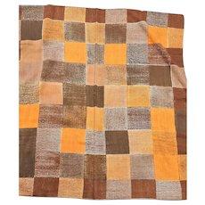 Signed Vera Lightweight Wool Scarf