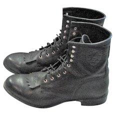 Classic Ariat Cascade Men's Black Boot