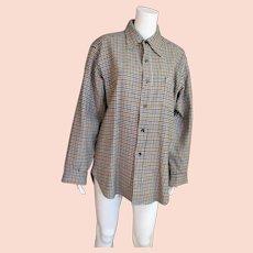 Vintage Men's Wool Pendleton Shirt