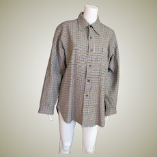 Vintage Men's Wool Pendleton Shirt