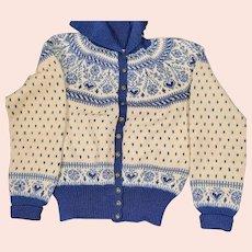 Paul Mage Handmade In Denmark Sweater