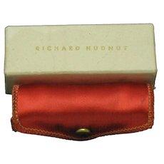 Richard Hudnut RSVP Vintage 1950s Purse Perfume with Original Box