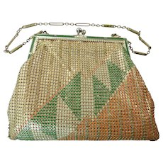 Paul Poiret Mesh Purse by Whiting and Davis