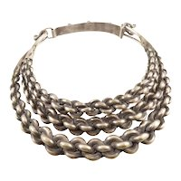 Chinese Tribal Miao Necklace