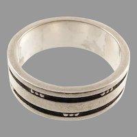 Ring 60 by Georg Jensen Designed by Henry Pilstrup