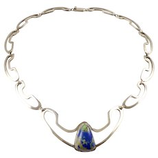 Erika Hult de Corral Mexican Modernist Necklace