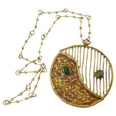 Pal Kepenyes Yin Yang Necklace