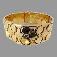 Retro 14 Karat Gold Bracelet