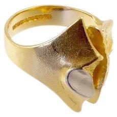 Lapponia 18 Karat Gold Ring