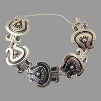Bernice Goodspeed Silver Bracelet