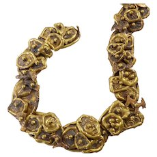 Monumental Pal Kepenyes Necklace
