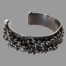 Gaultier Cuff Bracelet in Original Pouch