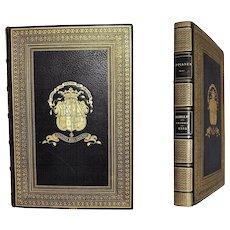 Rare Book 1554 History Of Appian of Alexandra Latin Appiani Alexandrini Romanarum Historiarum