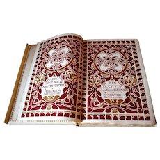 1908 Also Sprach Zarathustra, Friedrich NIETZSCHE, Henry van der Velde, Art Nouveau, Rare Book