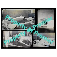 1930s Cincinnati College of Embalming Real Photographs Album Scrapbook Post Mortem Mortuary Photos