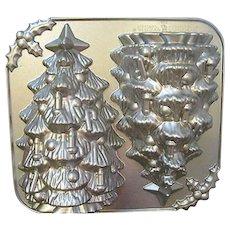 LARGE SIZE Nordic Ware Christmas Tree Mold Cake Pan