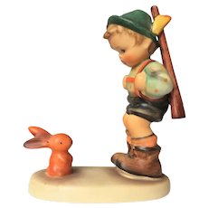 AUTHENTIC Vintage Hummel Sensitive Hunter Figurine #6/0
