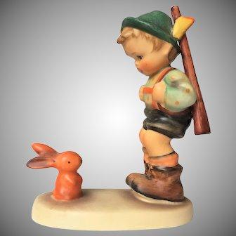 Vintage Hummel Sensitive Hunter Figurine #6/0