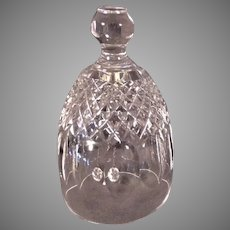 46 yrs old  Waterford Bell  c.1973  Colleen Pattern  HARD TO FIND