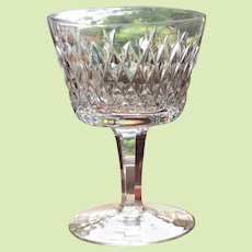 EIGHT Waterford Cocktail RARE Slane Pattern Wine Cordial Port