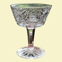 EIGHT  Waterford Cocktail Cordial Wine CLARE PATTERN Exceptional