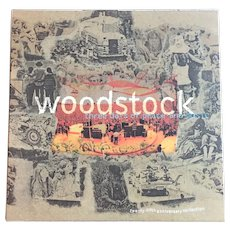 Woodstock Three Days Of Peace and Music (25th Anniversary Collection) 4 CD Box Set plus a lg booklet THINK GIFT