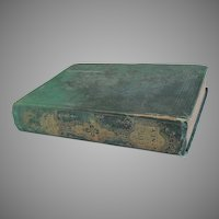 First Ed. c,1865  Get Money a Book for Boys  L.C. Tuthill Illustrated FREE SHIPPING