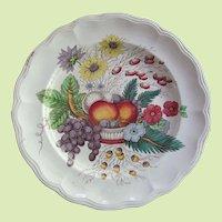 "LARGE 13"" - 68 yrs old Charger Platter Copeland Spode ENGLAND Reynolds Pattern"