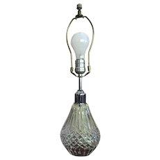 Waterford Lamp Crystal Vintage