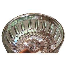 c.1910 RARE Hawkes Bowl Cut Glass  4 lbs  GORGEOUS Must See