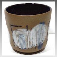 Ken McDonald Mid Century Studio Pottery Vase