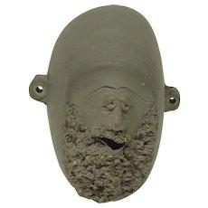 Vintage Phil Mundt Raku Weird Studio Pottery Sculpture / Object / Vase