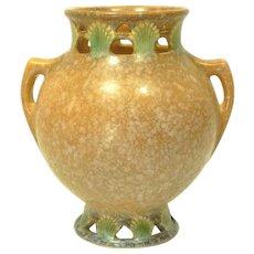 1931 Roseville Ferella Vase #509-8